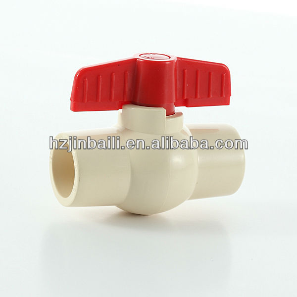 "2"" CPVC Ball Valve 2013 New Products On Market"