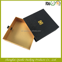 leather texture paper presentation box
