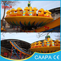 Theme park equipment , china manufacturer amusement park rides flying ufo for sale
