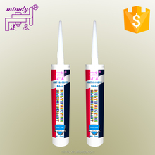 Silver Grey Concrete Joint Silicone Sealant Silicone Aluminum Sealant Adhesive Metal Sealant