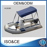 360cm inflatable rib boat for sale
