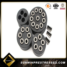 Prestressed Precast concrete anchor head