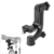 Gimbal Tripod Head with 70mm Arca quick release mount for wildlife and sports photographers photography