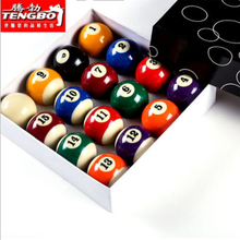 Hot sale tengbo billiard ball for 8 ball pool game