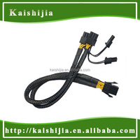 PCI-e 8-pin Male to Dual 8Pin 6+2 pin Female Power Y splitter cable