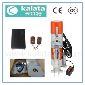 Kalata hot sale M600D roller shutter motor high quality roll up motor safe side motor