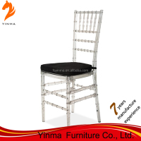 factory direct sell elegant acrylic tiffany chiavari chair