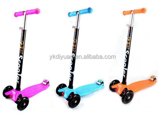 Micro Baby Mini Scooter Kids Outdoor Kick Scooter with PU Wheels