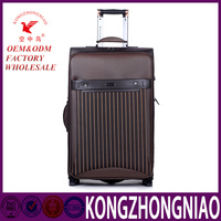 Hot Sale Products Two Wheels China Supplier Cheap Luggage Suitcase Bag Export To South America