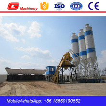 Hzs25 Small/mini Type Concrete Batching/mixing/batch Plant For Sale