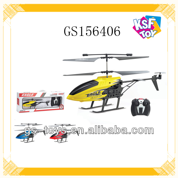 Infrared Radio Control Plane With Gyro Remote Control Helicopter 3.5 Channel