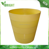 NEW design household round plastic container with lid