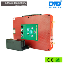 New generation ups power ultra light and dry cell deep cycle Li-ion car battery 12v 50ah 60ah 100ah 200ah