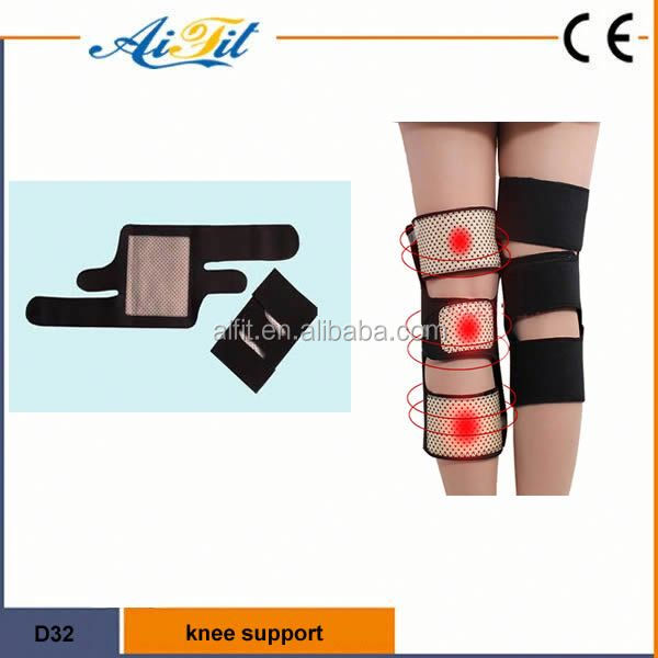adjustable magnetic knee support knee elbow support brace