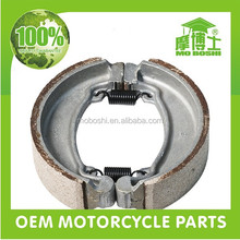 Aftermarket motorcycle brake shoe fits for Honda WY125
