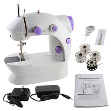 Mini Cordless Portable Hand Held Desk Top Sewing Machine
