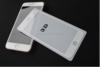 0.33mm ultra clear 3D curved screen protector tempered glass for iPhone 5C
