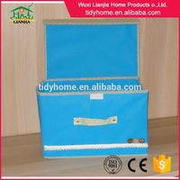 Brand new type collapsible fabric storage boxes with CE certificate