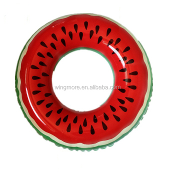 watermelon swim ring, watermelon swimming ring