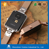 Touch Screen Bluetooth Fashion Watch Mobile Phone For Lady