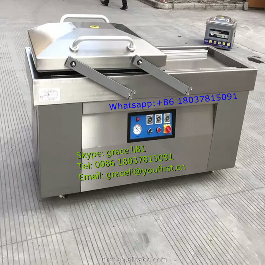 Factory Price Seafood Vacuum packing machine