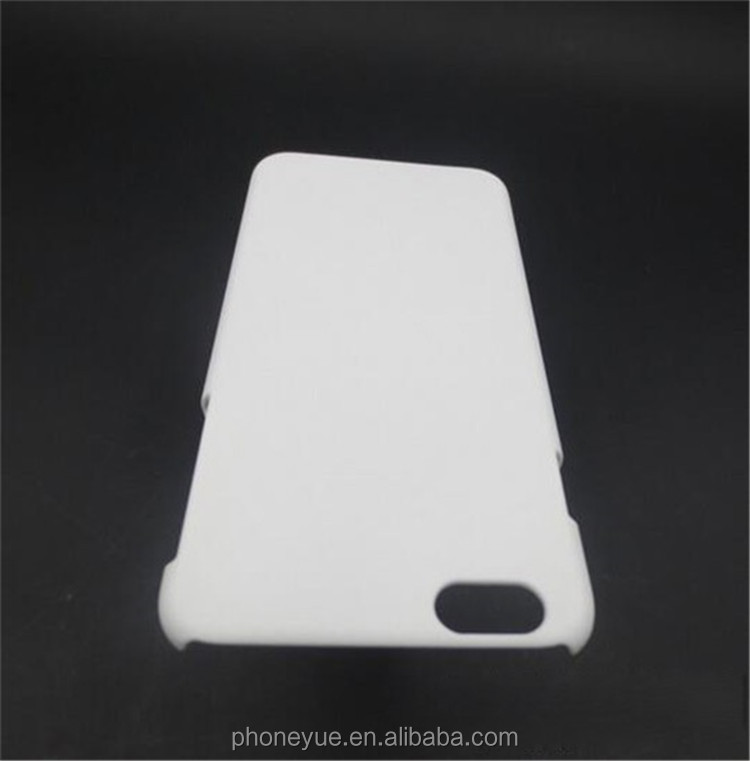 matte glossy heat press black white transparent 3d sublimation case for iphone