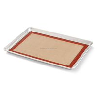 Best Selling Products In America BPA Free Fiberglass Silicone Baking Mat,Silicone Fiberglass Baking Mat