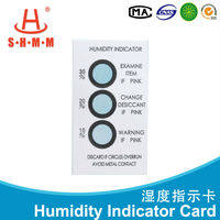 High efficient humidity indicator card(HIC)