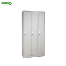 Cheap Bedroom metal Wardrobe Closet modern designs sliding Door Godrej Steel Almirah