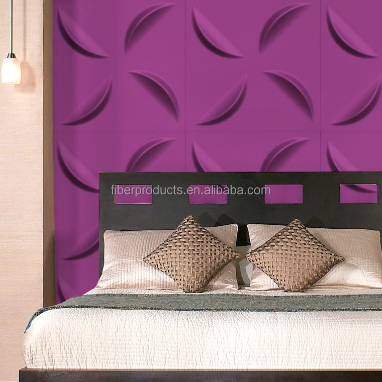 Eco-friendly zhongsheng brand 3d wallpapers