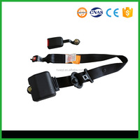 quality racing seat belt sleeping car seat belt 3 point