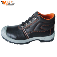 Factory price anti-oil heavy industry chemical resistant safety footwear security shoes