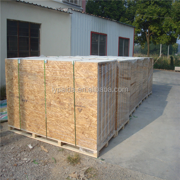 Polyurethane Osb Sandwich Composite Wall Panel