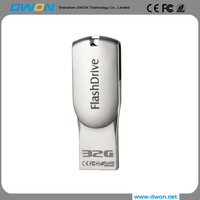 8GB - 64GB customzied free logo free sample otg USB Flash Drive High Speed memory stick as Christmas gift