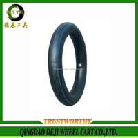 Three wheel motorcycle natural rubber inner tube 3.50-10
