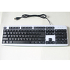 Fashion white laptop keyboard picture with high quality