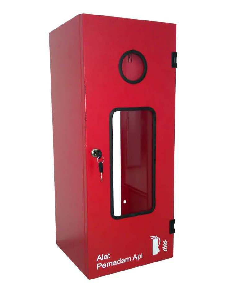 Demco Fire Extinguisher Cabinet D-301