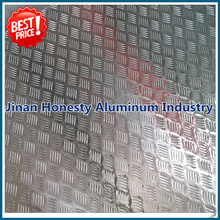 checkered plate 10mm aluminum sheet ribbed