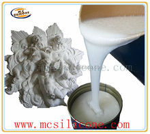 Liquid Silicone Rubber for Plaster Crafts Mold Making