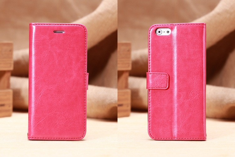ladies wallet Ultra Thin Mobile Phone Back Cover
