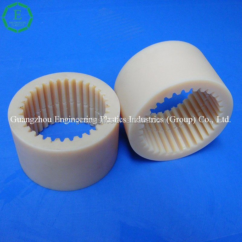engineering plastic factory spur gear internal CNC