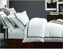 Direct selling foreign trade original single bed products European and American 6 pieces / 80 long staple cotton 1.5 m bed