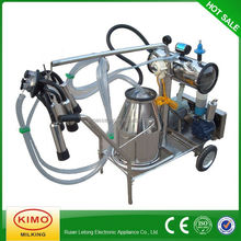 New Type Hot Sale Vacuum single bucket Cow Milking Machine