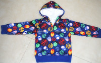 OEM professional 100% polyester fleece child jacket wholesale fleece jacket