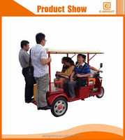 motorcycle with sidecar yufeng electric rickshaw