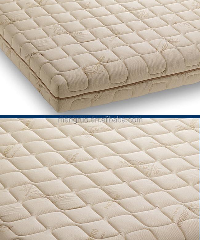 Bamboo Fabric 100 Natural Latex Foam Mattress Buy Latex