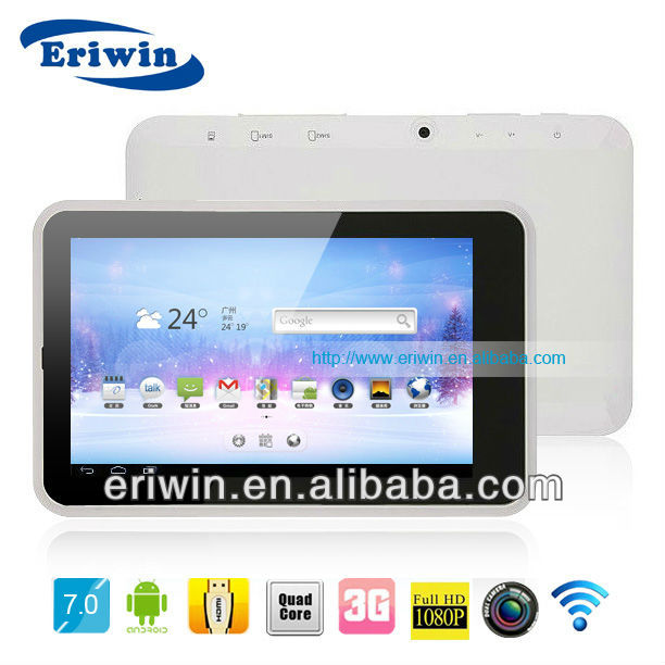 ZX-MD7010 Cheapest! dual sim tablet taipei pc support screen protector for 7 inch tablet