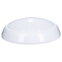 2016 new product 18W 180-240V milky cover waterproof ceiling light