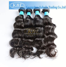 Factory price with quality AAAAA virgin indian brazilian hair 4 oz