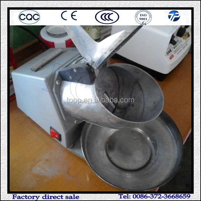 Ice Smash Machine | Ice Grinding Machine | Ice Breaking Machine